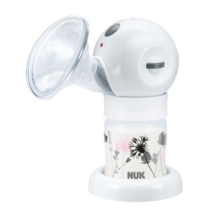 Elektrická odsávačka mléka Luna + vložky do podprsenky 30 ks