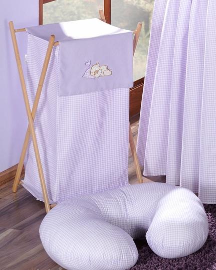 Kojící polštář - Snílek fialový