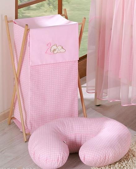 Kojící polštář - Snílek růžový
