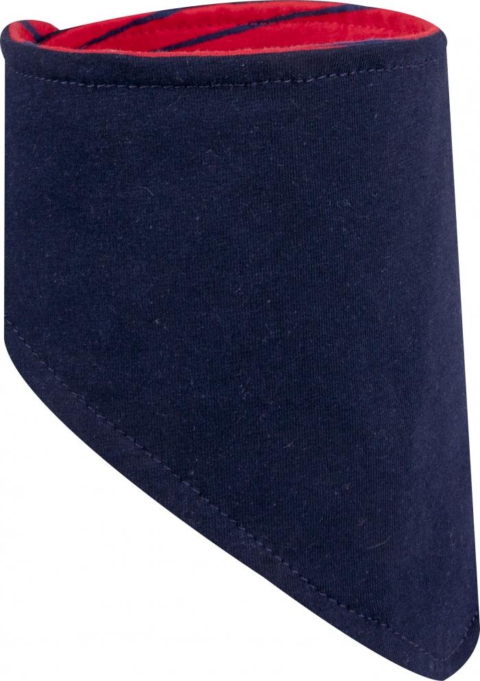 Dětský šátek na krk YO ! - granátová 781de3248c