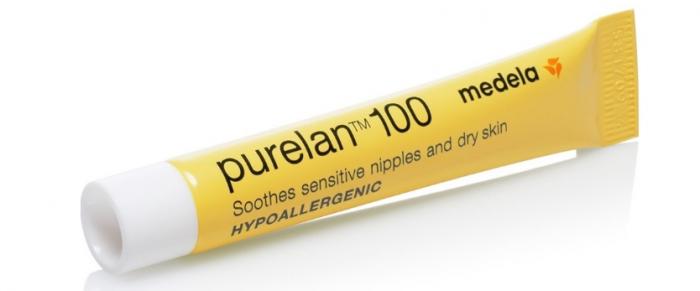 Hojivý krém Purelan 100 - 7g