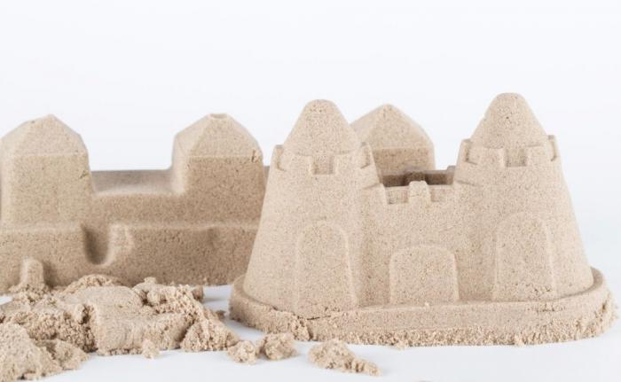 NaturSand Kinetický písek - přírodní - 5kg