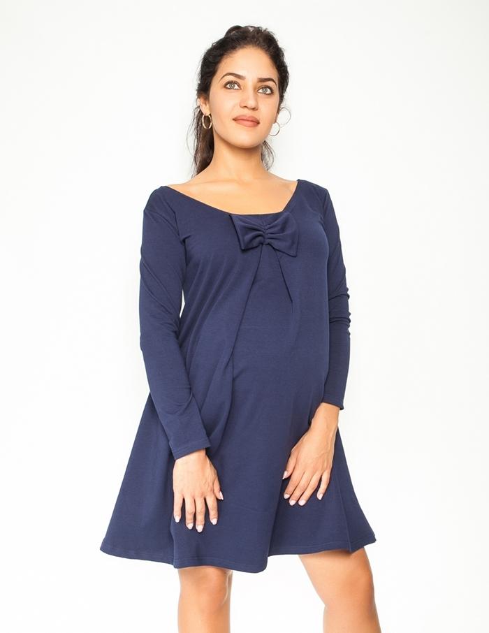 a555cba0e18 Elegantní těhotenské šaty