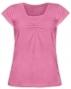 Kojící,těhotenské triko KARIN - růžové