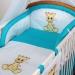 Luxusní povlečení Baby Dreams - SAFARI - ŽIRAFA