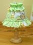 Noční lampička - Žebřík zelený