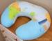 Kojící polštář - Šnek modrý