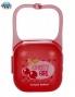Pouzdro na dudlík - červené CHERRY GIRL Canpol Babies