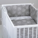 Mantinel s povlečením Baby Nellys ® vzor č. 346345