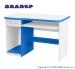 Psací/počítačový stůl Casper Fred - modrý