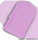 Žínka froté - lila/fialová