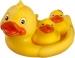 Kačenka a děti Mydlovka - gumová hračka