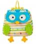 Dětský batůžek - Sovička modrá Baby Ono