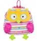 Dětský batůžek - Sovička růžová Baby Ono