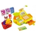 Dětská pokladna elektronická s doplňky - žlutá
