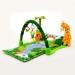 Hrací deka Džungle - zelená