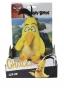 Angry Birds plyšová hračka Chuck s přívěškem, 14 cm