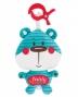 Plyšová hračka s melodií a klipem Forest Friends - medvídek