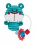 Plyšová hračka s kousátkem a chrastítkem Forest Friends - medvídek