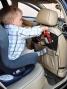 Chránič potahů předních sedadel do auta