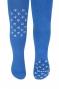 Dětské punčocháče CANDY ABS na kolínkách i šlapkách - jeans/tlapky
