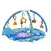 Hrací deka s melodií - Mořský svět