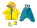 Oblečení pro panenku BABY born - Narozeninová souprava do deště