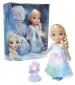 Panenka Elsa a ledový krystal FROZEN - Ledové království