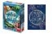 Puzzle Šmoulové 3: Kouzelný les svítící ve tmě 100XL dílků 33x47cm v krabici 18x26,5x