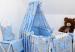 Nebesa CL D - Žirafky modré