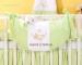 Luxusní kapsář na hračky - Houpačka zelená