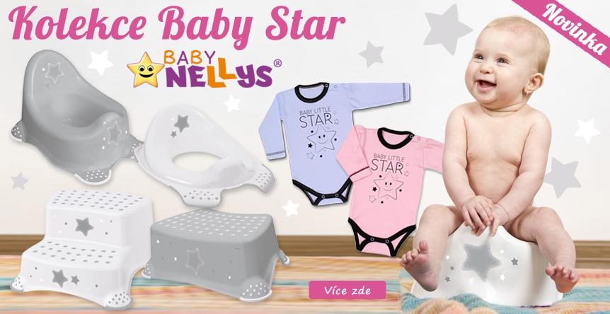 Oblíbena kolekce Baby Star rozšířena