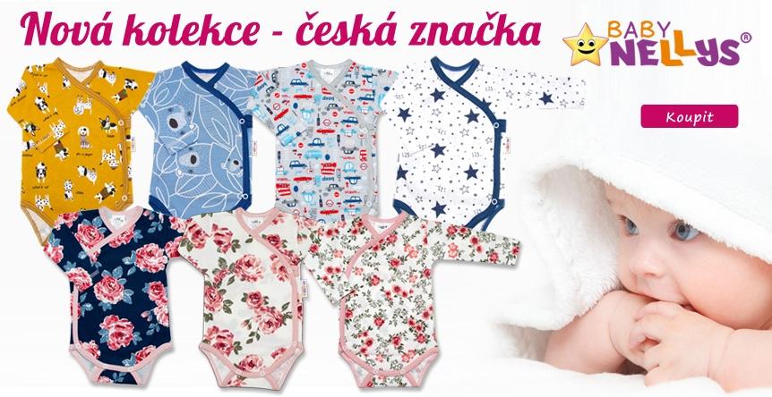 Nové kolekce 2021 české značky v trendy designech.